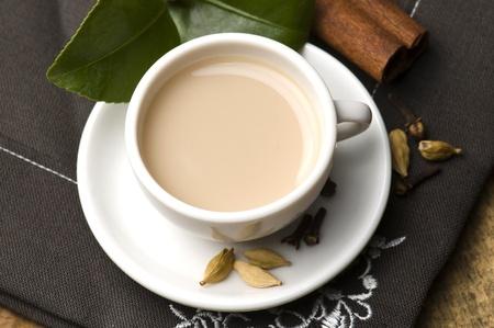 Masala chai photo