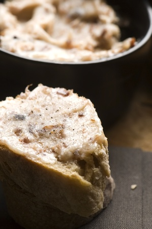 collation: Lard with cracklings