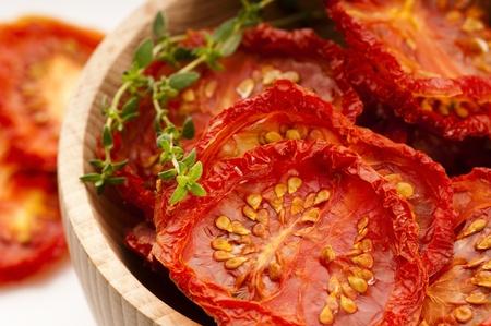 Italianos tomates secados al sol Foto de archivo