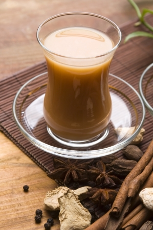 Masala chai photo