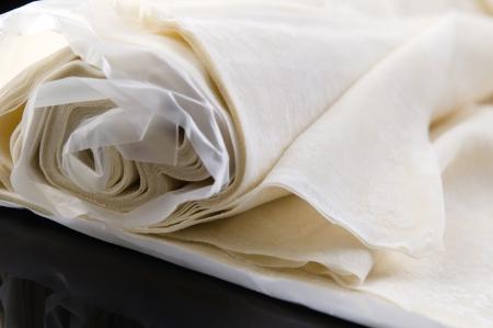 Filo - ready made dough leaves, fillo, phyllo photo