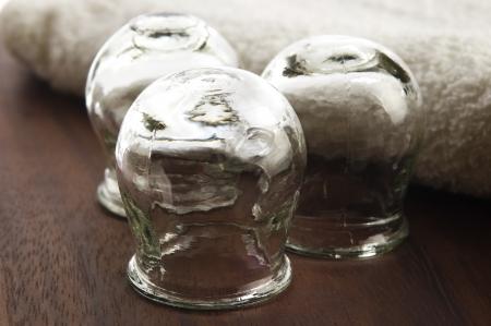 Medical Instrument Schröpfen Glas