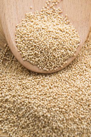 amaranth: Healthy amaranth grain Stock Photo