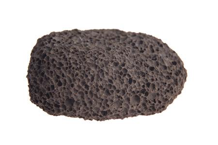 Pumice stone isolated on white Imagens - 26742828