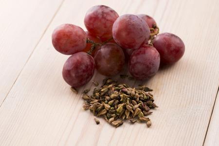 l'huile de pépins de raisin