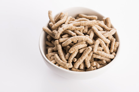 dietary fiber: dietary fiber in bowl Stock Photo