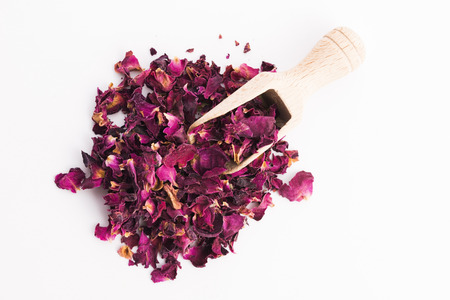 stimulator: Rose petals