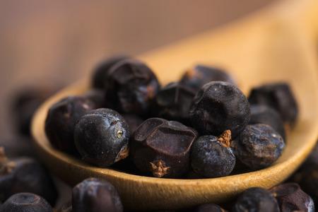 juniper: Juniper berries Stock Photo