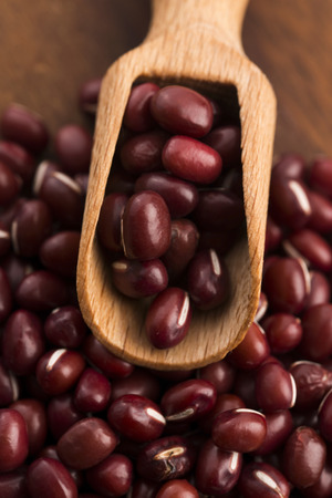 haricot: Red haricot adzuki beans