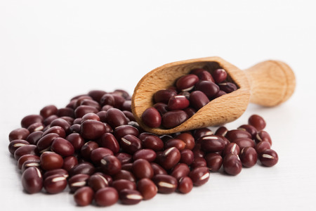 adzuki: Red haricot adzuki beans