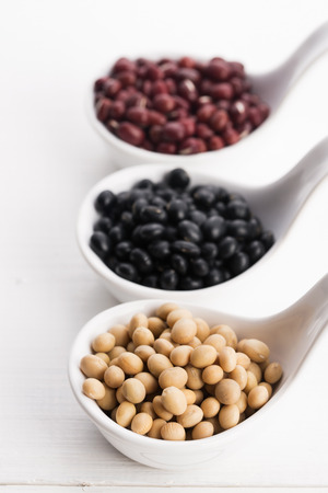 tricolor: tricolor soybeans