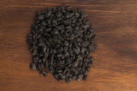 pekoe: Black tea Stock Photo