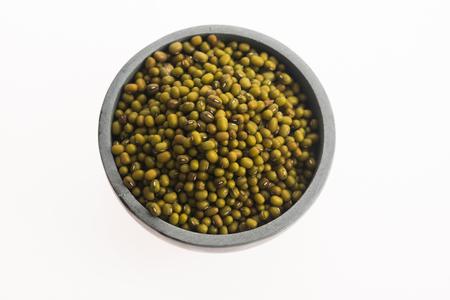 mung: raw mung bean