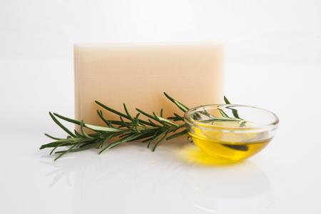 handmade soap: Rosemary Handmade Soap
