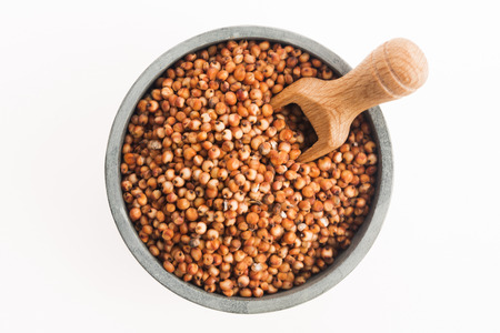sorgo: El sorgo, arroz