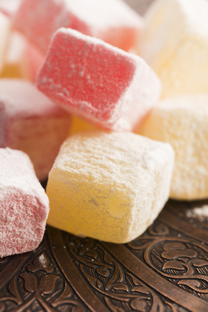 delight: Turkish delight