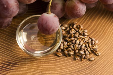 grape seed: grape seed oil