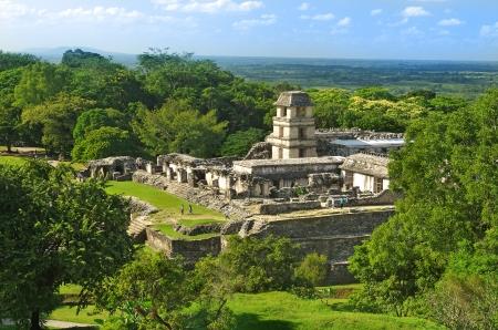 Palenque, Mexico 스톡 콘텐츠