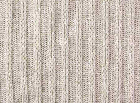 tejidos de punto: g�neros de punto jersey de lana de textura de fondo macro primer plano