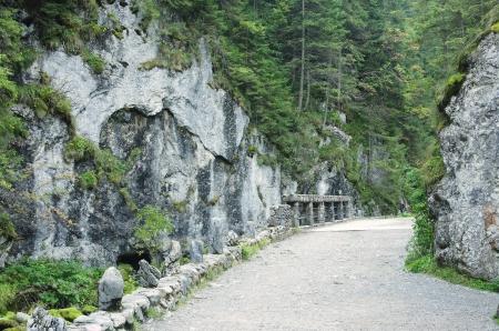 Dolina Koscieliska in Tatra mountains, Poland Stok Fotoğraf