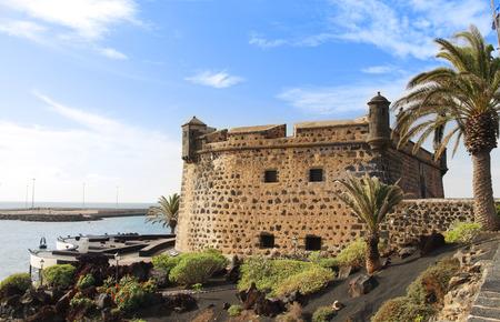 lanzarote: Castillo San Jose in Arrecife, Lanzarote, Canary Islands