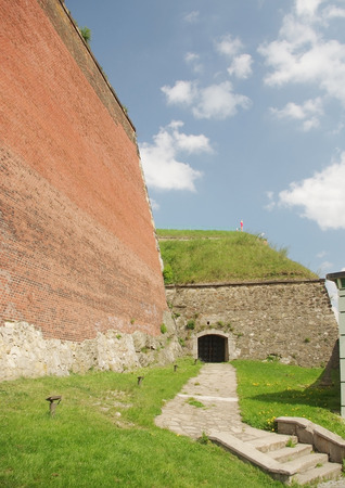 the Twierdza Klodzko citadel, Lower Silesia, Poland Editorial