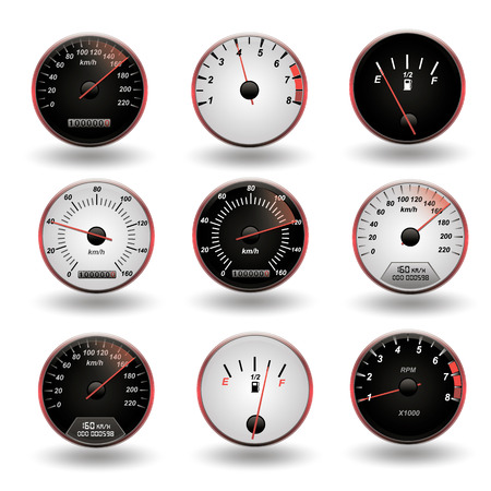 Ccomposition of speedometers.
