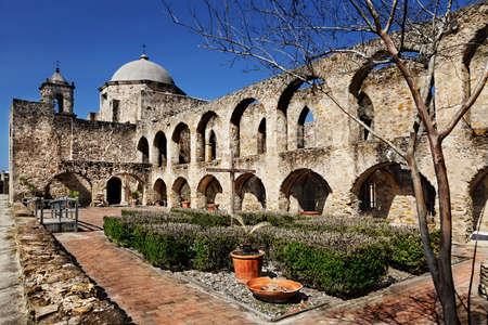 san: Mission San Jose, San Antonio