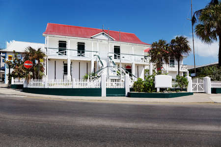 cayman islands: National Museum, Georgetown, Cayman Islands Stock Photo