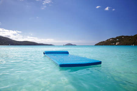 Float drifting peacefully in Magens Bay photo