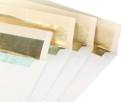 foil: Foil lined envelopes