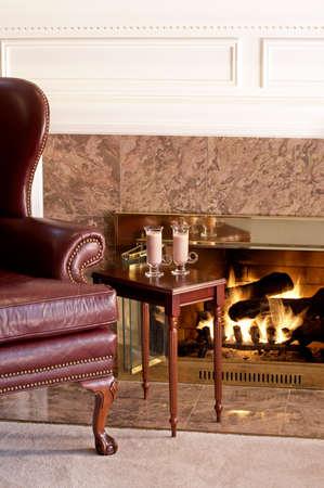 Fireside comforts photo