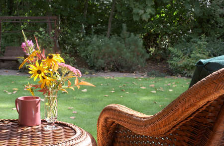 take a breather: Relax in fall sunshine