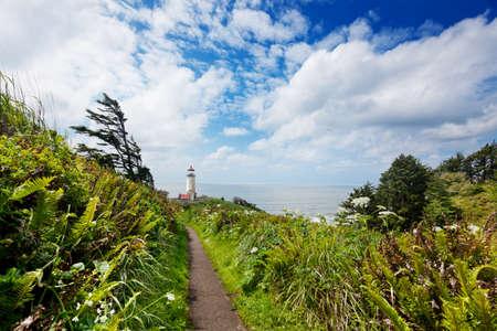 desilusion: Faro principal del norte, Cabo Decepci�n, Washington