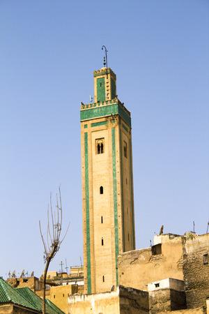medina: Medina of Fez, Morocco