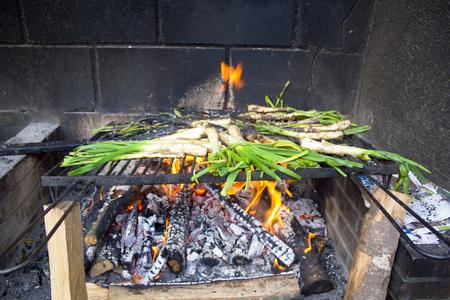 calsotada: Calots in a barbeque