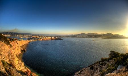 mediterraneo: Ibiza Stock Photo