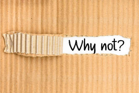 Why not, take the opportunity, corrugated torn cardboard background in white paper, during the sales. Stock fotó