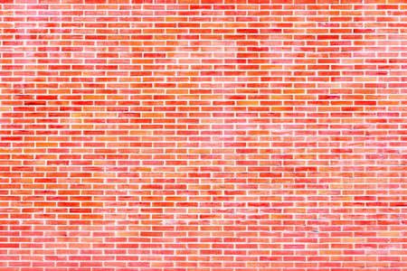 The texture of a brick wall to use as a background in design compositions. 免版税图像