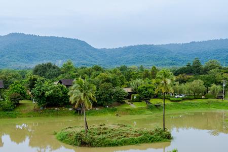 Nature of Khaoyai,in ATTA Resort