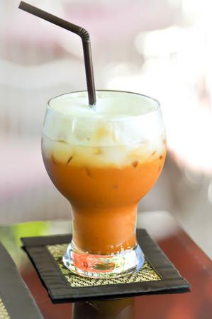 té helado: té con leche, té tailandés, té helado, té con leche helado