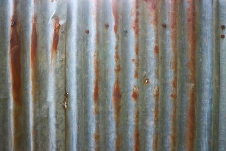 亜鉛または亜鉛の壁、亜鉛フェンスの背景 写真素材 - 92148491