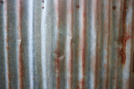 亜鉛または亜鉛壁、亜鉛フェンス