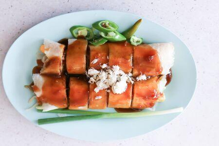 rolls, Chinese rollsor crab rolls