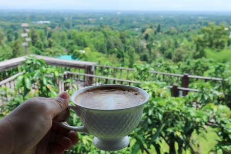 hot cofffee or latte coffee ,cappuccino coffee