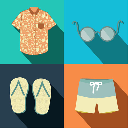 sleepers: Summer men clothing and accessories