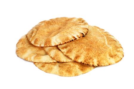 Tida Bread in white background