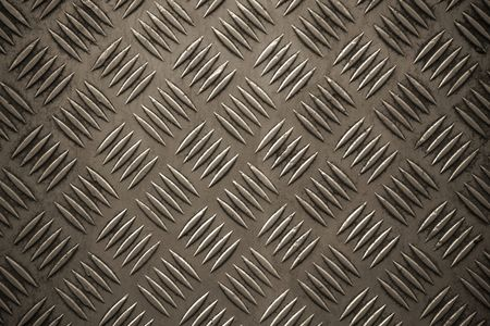 Metal surface as a background motive Stock Photo - 6037508