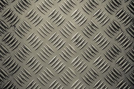 Metal surface as a background motive Stock Photo - 6071938