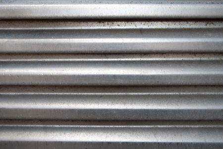 Dirty, wet metal surface (aluminum) as a background motive Stock Photo - 6071934